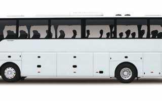 Городские автобусы ютонг (yutong)