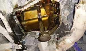 Что предпринять, когда моргает лампа давления масла на прогретом двигателе